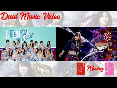 JKT48 & AKB48 Gingham Check [ギンガムチェック]