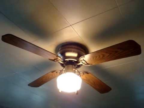 Aloha Breeze 42 Hugger Ceiling Fan You