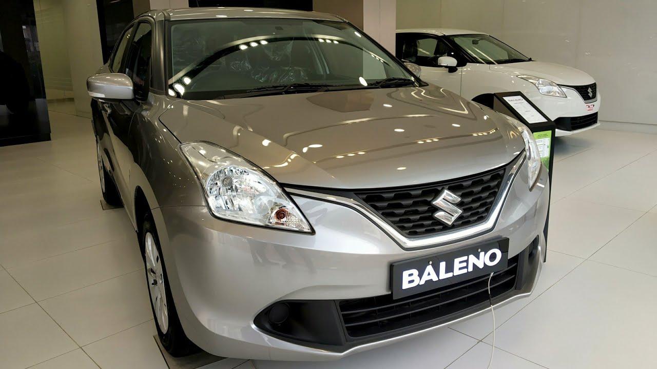 Suzuki baleno 2019 price