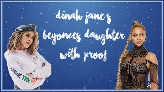 DINAH JANE IS ACTUALLY BEYONCE'S DAUGHTER! (WITH PROOF)