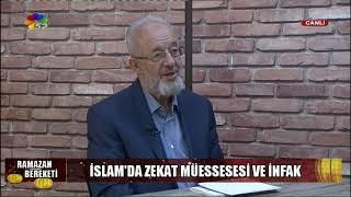 20/05/2019 SEZGİN YAŞAR İLE RAMAZAN BEREKETİ - PROF.DR. RAHMİ YARAN