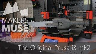 Original Prusa MK3 Review - Vloggest