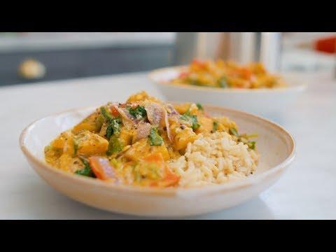 Sri Lankan Curry | Vegan & Gluten Free | Deliciously Ella