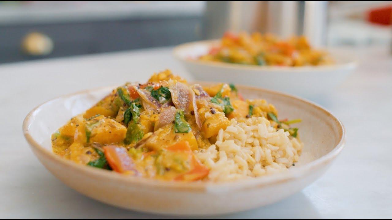 Sri Lankan Curry   Vegan & Gluten Free   Deliciously Ella