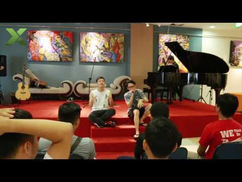 Trung Bao Beatbox - Showcase In Thai Son Workshop