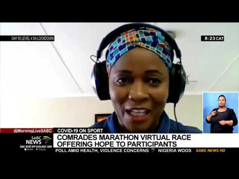 COVID-19 on sport | Comrades Marathon virtual race offering hope to participants