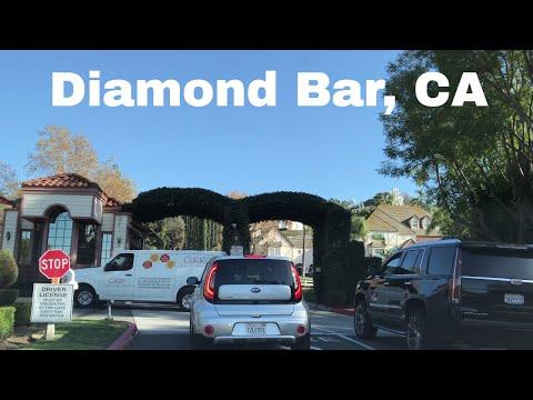 🔴  Diamond Bar Realtor Driving Tour 4K