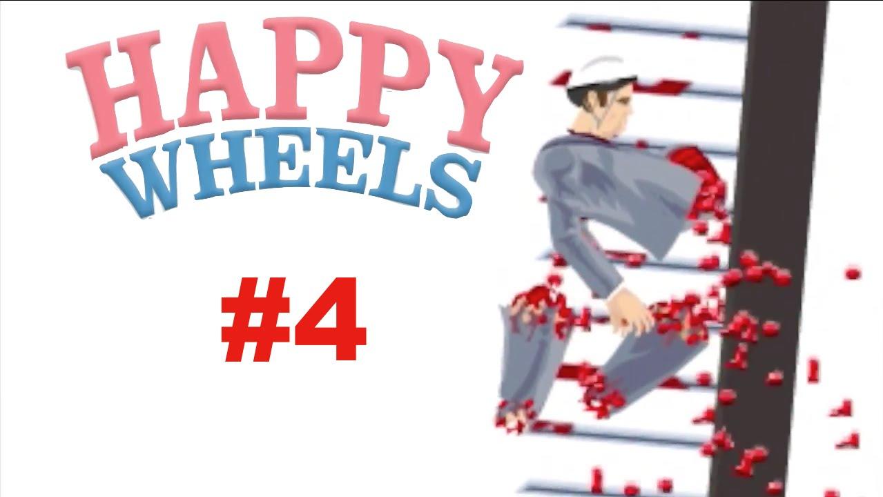 happy wheels 4 spielen