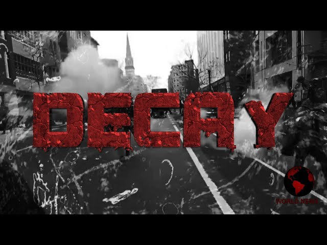 Decay Lyrics Video (Consumer Junk)