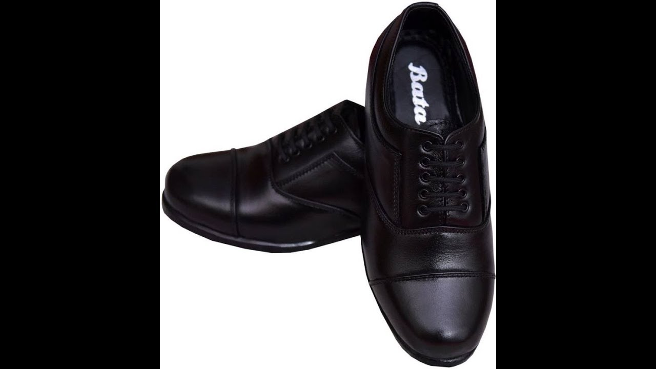 Best College shoes   bata laceup formal
