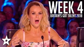 Britain's Got Talent 2018 | WEEK 4 | Auditions | Got Talent Global