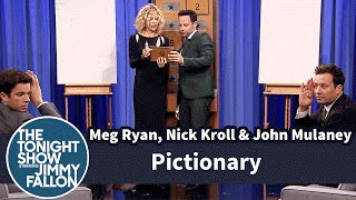 connectYoutube - Pictionary with Meg Ryan, Nick Kroll and John Mulaney