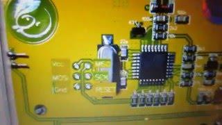 видео инструкция как перепрошить тестера транзисторов esr lcr t4 t3