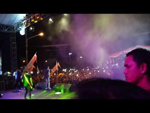 Hijau Daun - Cobalah Live Konser 2017 (Palangkaraya 26 - 8 -2017)