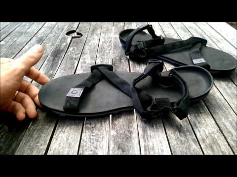 XeroShoes Umara Z Trail Review - Beginning Barefoot