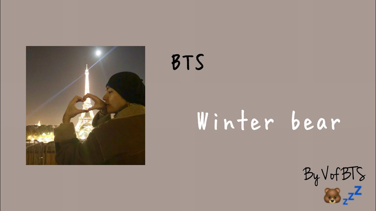 BTS-Winter bear 中字