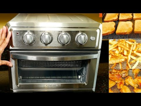 Cuisinart Air Fryer Oven With Convection Convectionoven