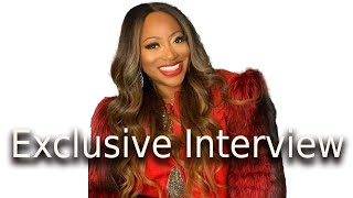 RHONY Bershan Shaw exclusive interview. Get the full details on the newest housewife