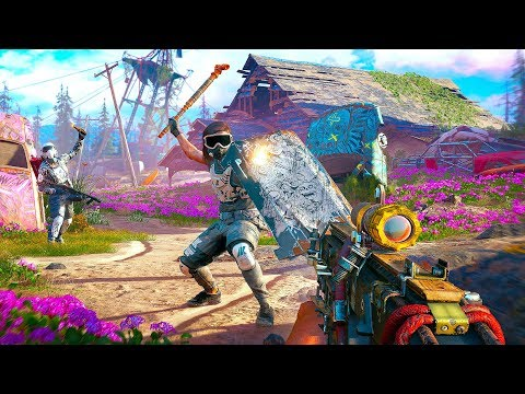 FAR CRY New Dawn - Official Trailer (The Game Awards 2018)