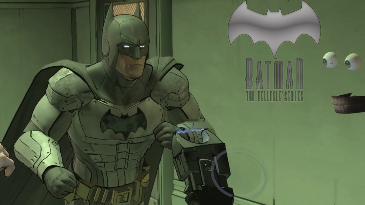 Download Beating Up The Invisible Man! - Batman: The Telltale Series Episode 5