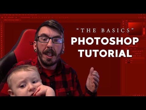 Adobe Photoshop Tutorial | The Basics thumbnail