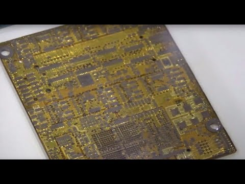 Thumbnail: Nano Dimension 3D printed multi-layer PCBs