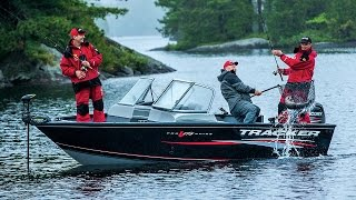 TRACKER Boats: 2016 Pro Guide V-175 WT Deep V Aluminum Fishing Boat