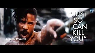 The Black Panther (2018)   Black Panther vs Killmonger Fight Scene   HD