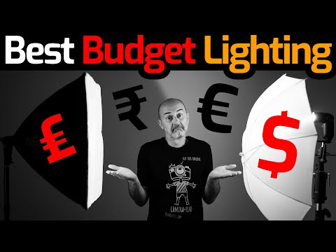 Best Budget Lighting 2020 - WATCH BEFORE YOU BUY!!!