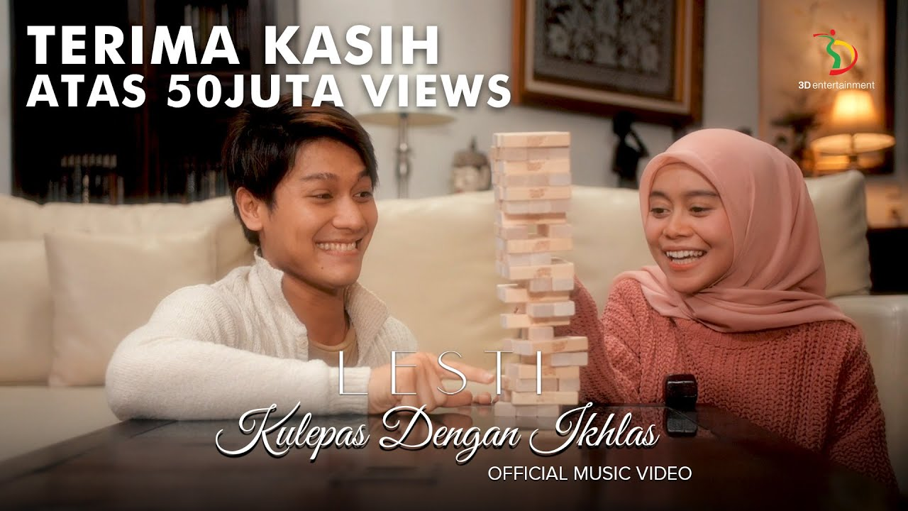 Lesti - Kulepas Dengan Ikhlas | Official Music Video