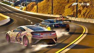 Forza Motorsport 7●Drifting Compilation