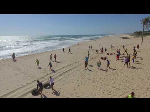Drone - Praia do Beach Park
