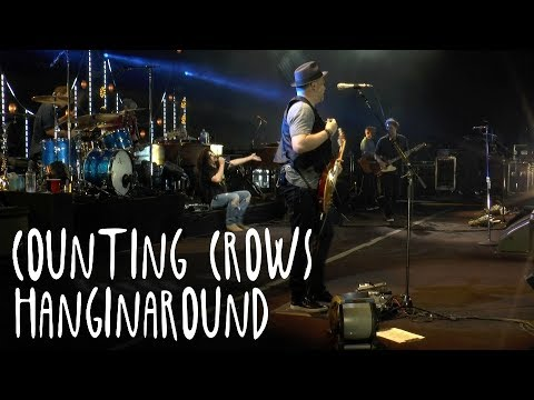 Counting Crows - Hanginaround 2017 Summer Tour THANKS FOR COMING!