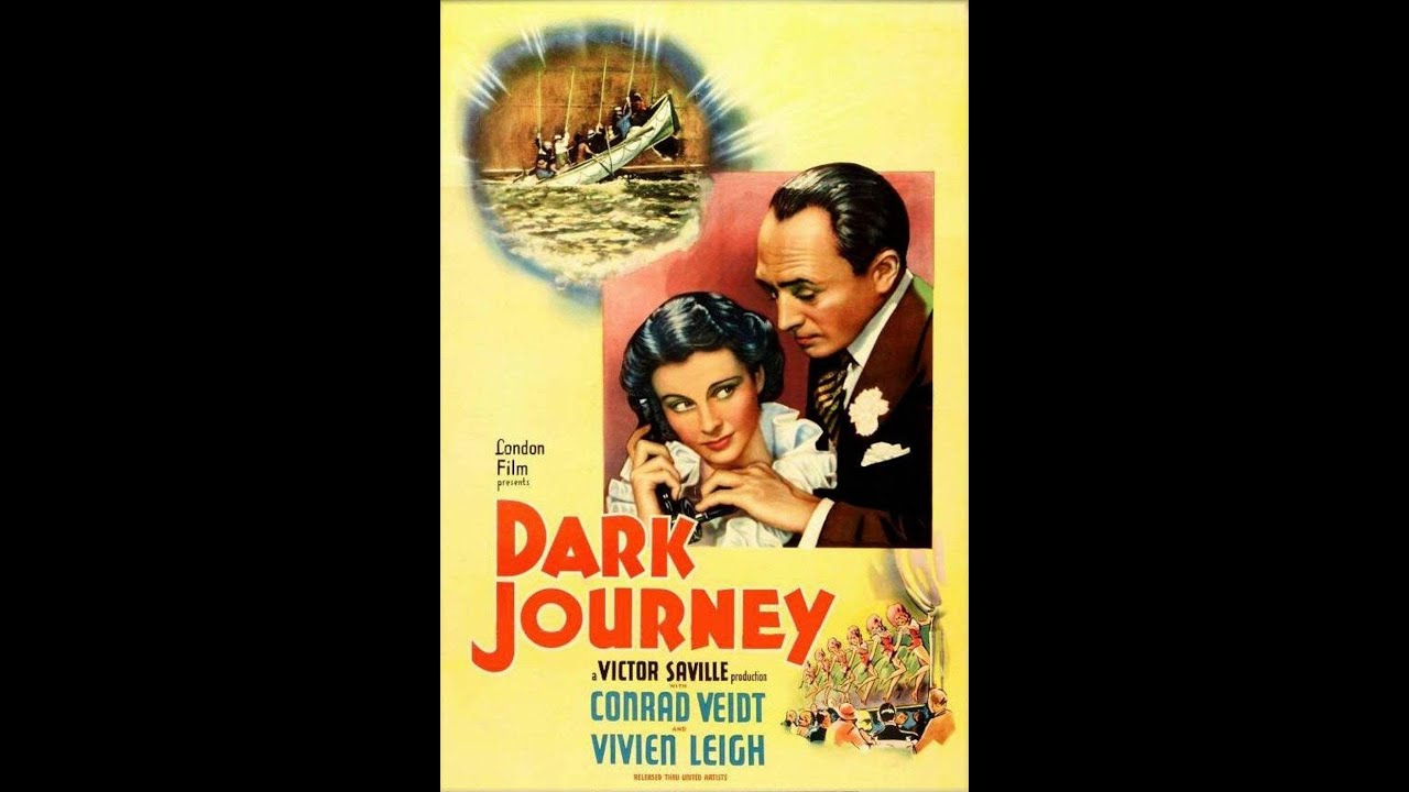 Download Dark Journey 1937 Thriller (Enhanced HD 4K)