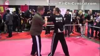 Tai Chi vs MMA (Who is nicer?)