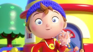 Noddy Toyland Detective | The Case of The Eyebrows | Full Episodes | Cartoons For Kids | Kids Movies