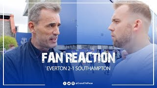 Download Video Everton 2-1 Southampton - You Can See What Silva Is Trying To Do MP3 3GP MP4