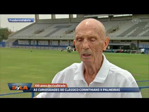 Palmeiras E Corinthians Completam 100 Anos De Rivalidade