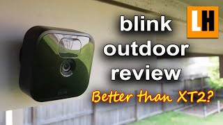 Blink Outdoor Battery Powered Security Camera Review - Unboxing, Features, Setup, Video & Audio