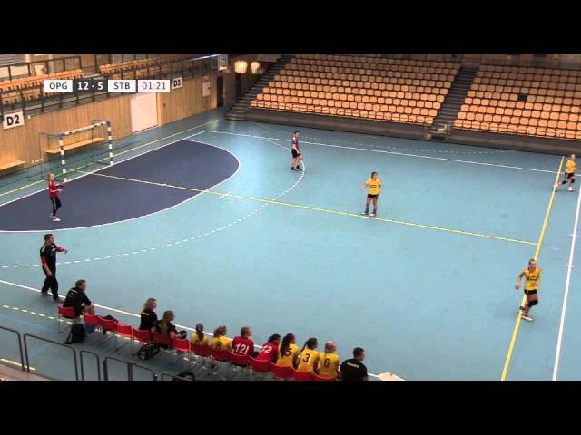 J15 A-Finale Hønefoss 1 - Haslum 1