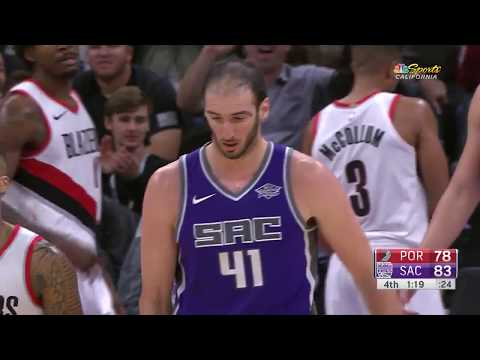Sacramento Kings vs. Portland Trail Blazers - November 17, 2017