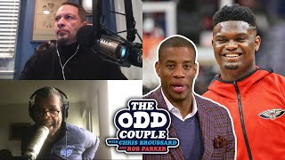 Antonio Daniels - STOP Trying to Talk Star Players Out of Small Markets! | THE ODD COUPLE