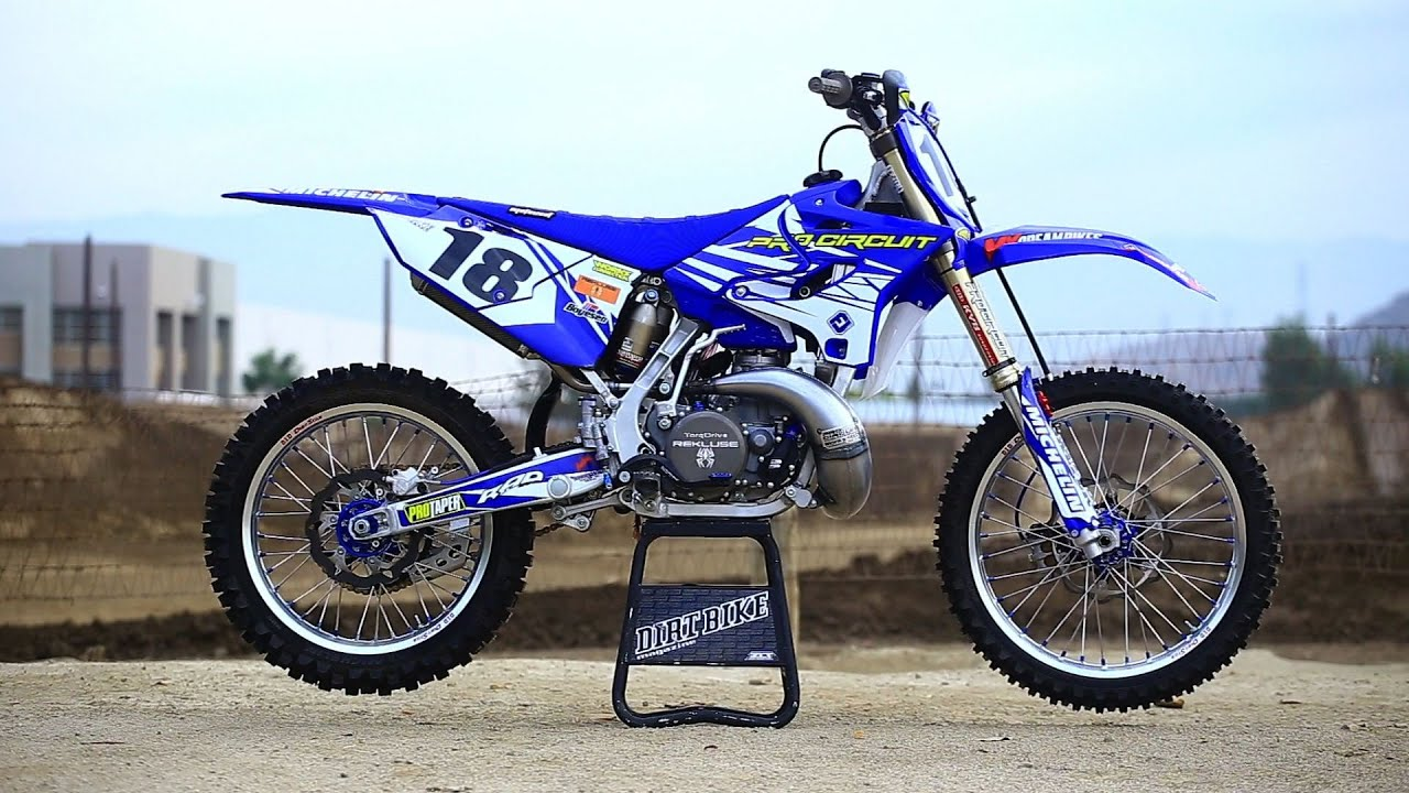 Extreme Make Over Pro Circuit Yamaha Yz250 2 Stroke Hardware Dirt Bike Magazine