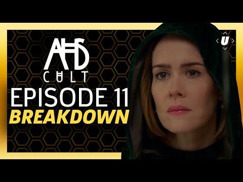 """American Horror Story: Cult Episode 11 """"Great Again"""" Season Finale Breakdown!"""