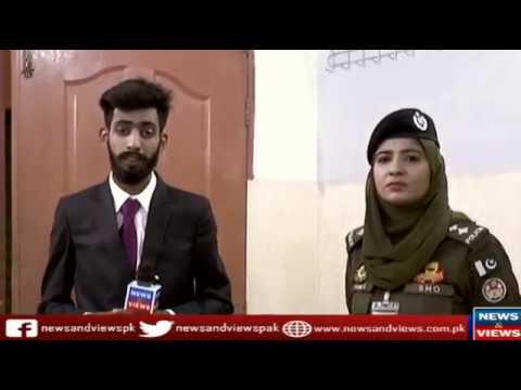 News & views Special program with  SHO Nabila
