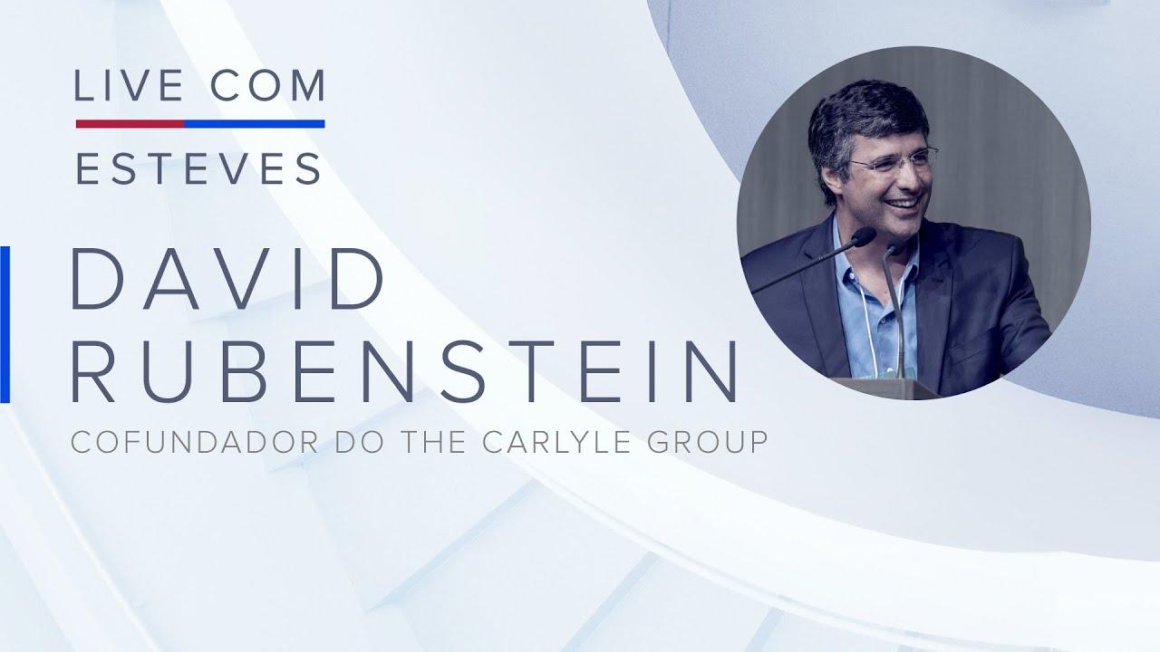 Lives com André Esteves | Conversas exclusivas com grandes nomes do Brasil e do mundo