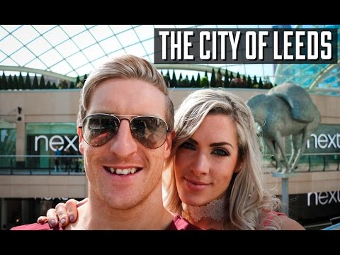 Visiting Home - The City Of Leeds - CHF Vlog 29