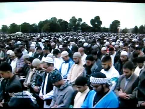 Birmingham Riots - Funeral of the 3 Shaheeds