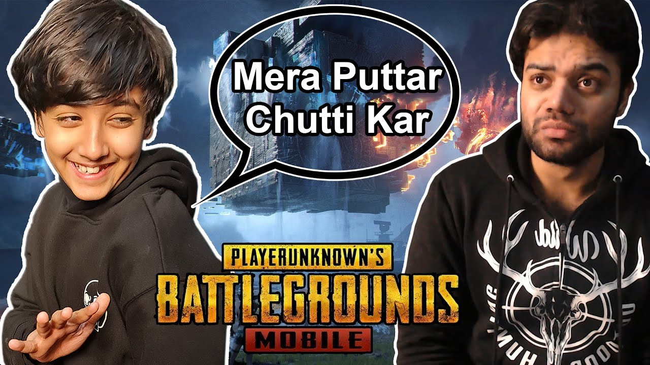 Getting Roasted By Little Kid In PUBG Mobile !!!