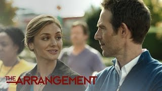 Terence Anderson Pressures Megan to Join The Institute | The Arrangement | E!